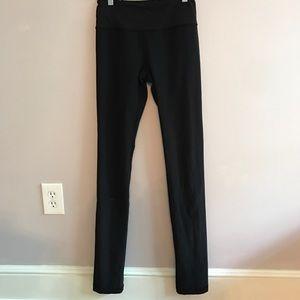Lululemon Skinny Groove Pant Black Size 4